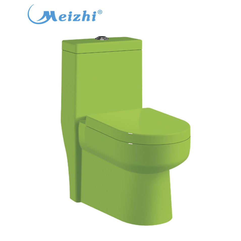 One piece S-trap small size ceramic vitra toilet
