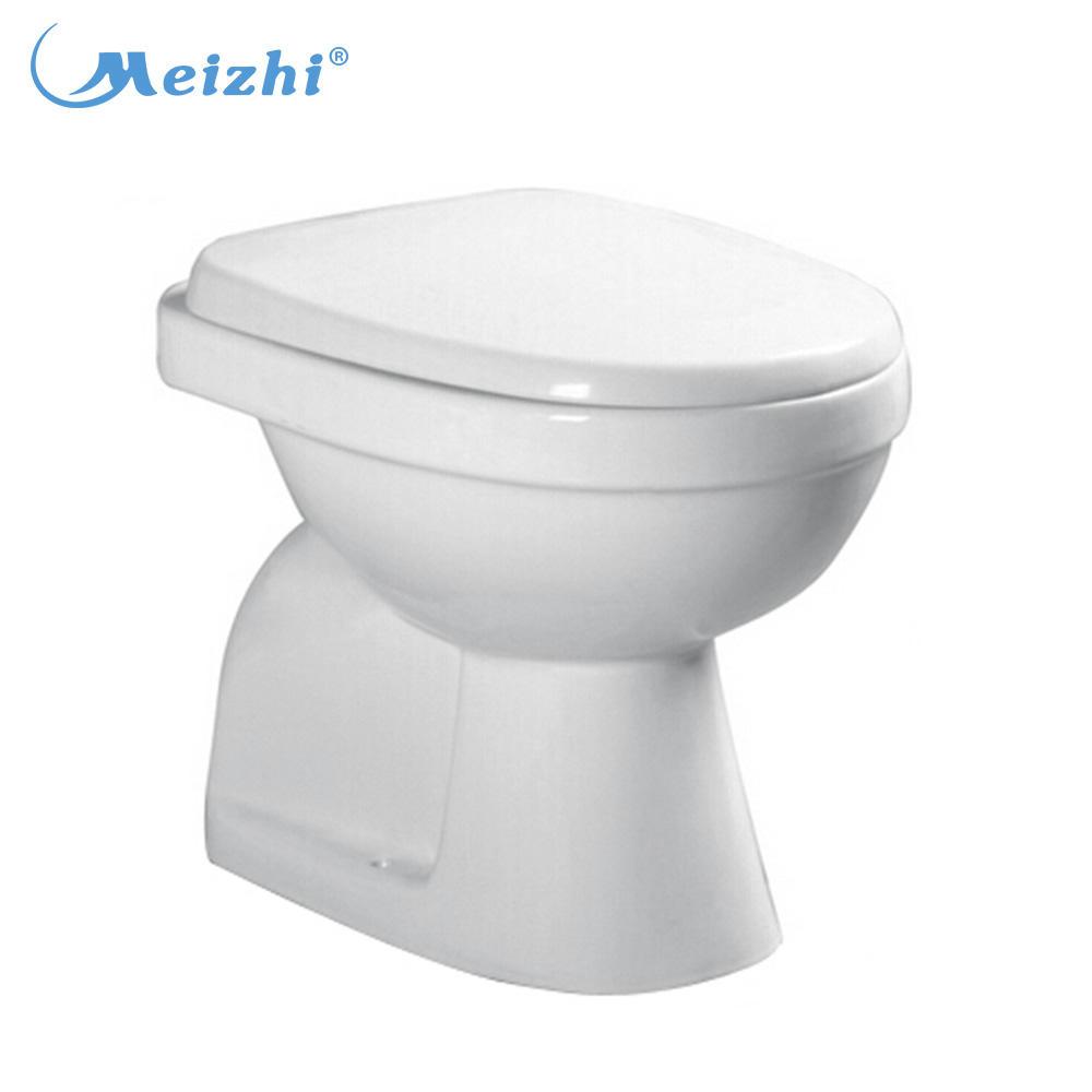 Sanitary ware small toilet bowl seat