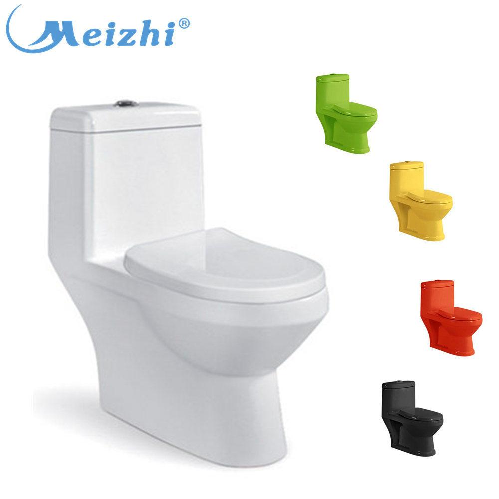 New design S-trap ceramic kid toilet for nursery school