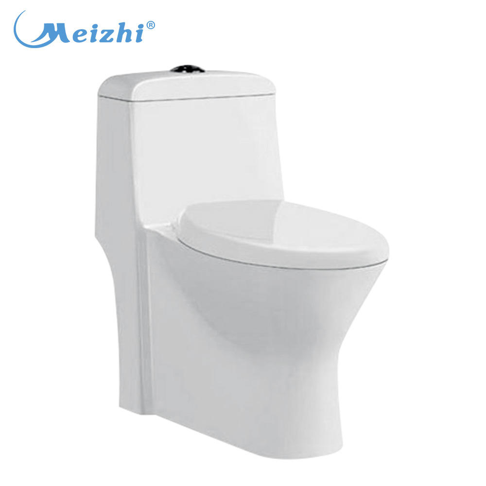 One piece siphonic cheap bathroom bidet toilet all in one