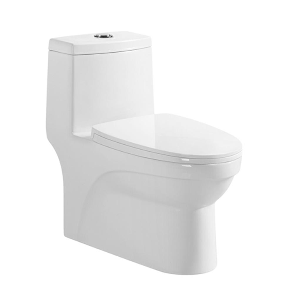 Siphonic S-trap Roughing-in bidet toilet bowl price