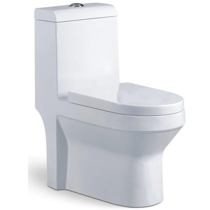 China bathroom one piece shower toilet bowl ceramic