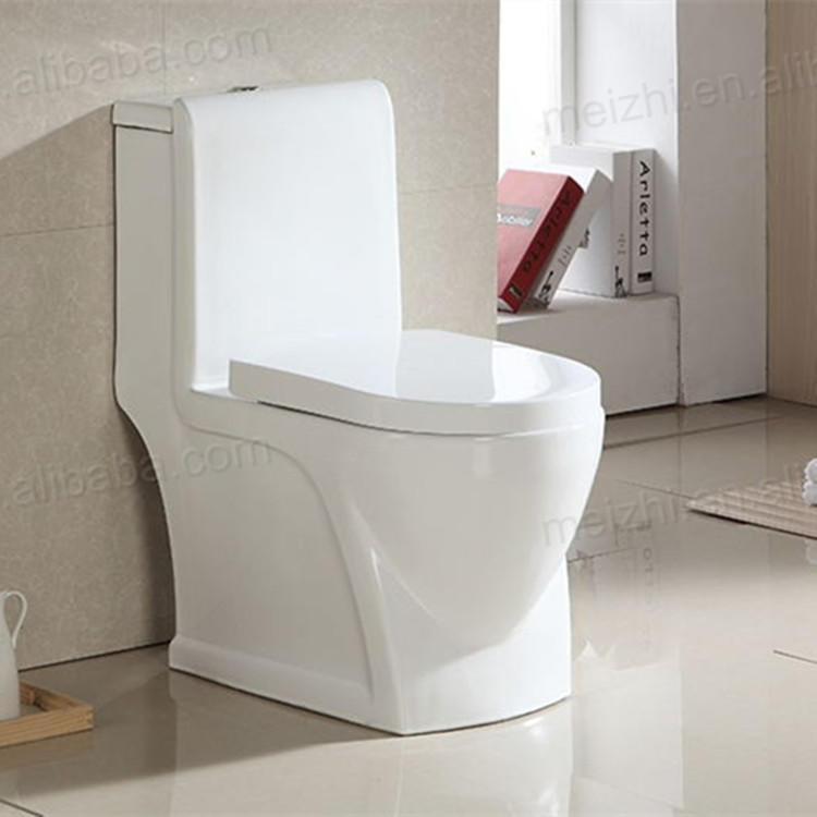 Bathroom siphonic one piece italian toilet