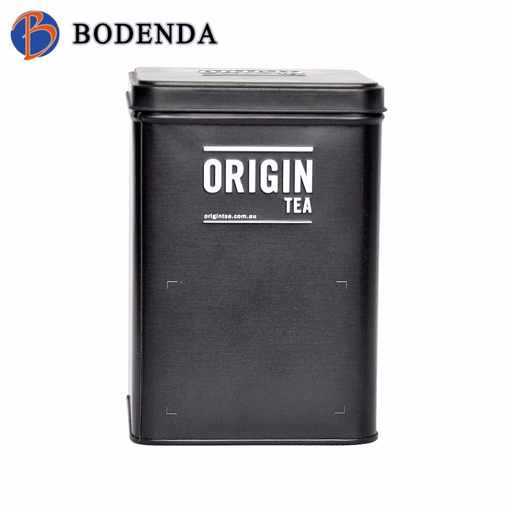 bulk square tea tins wholesale