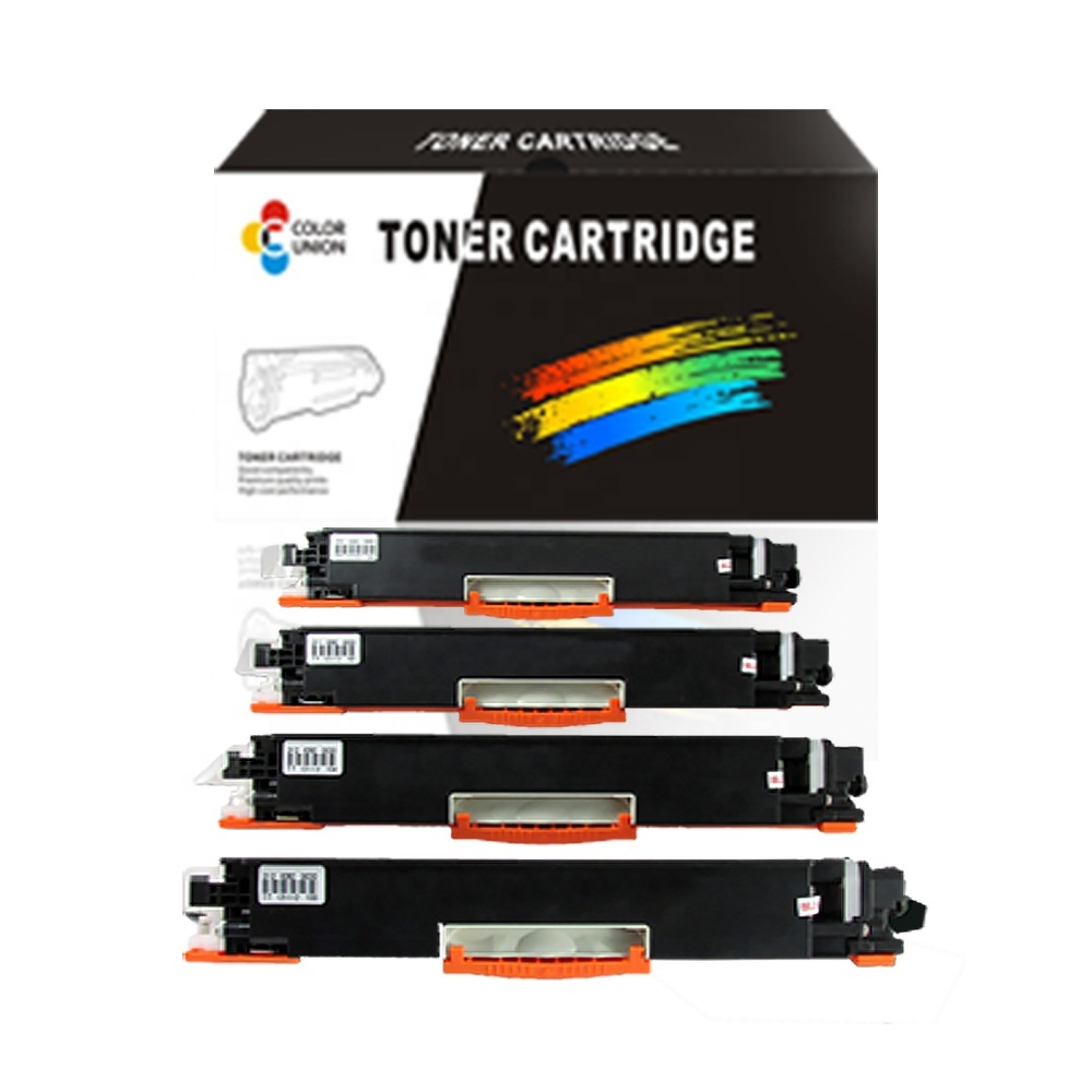 China premium color toner cartridges CE310A 311A 312A 313A 126A forHP LaserJet Printer CP1025/Cp1025NW ; HP LaserJet pro100 Co