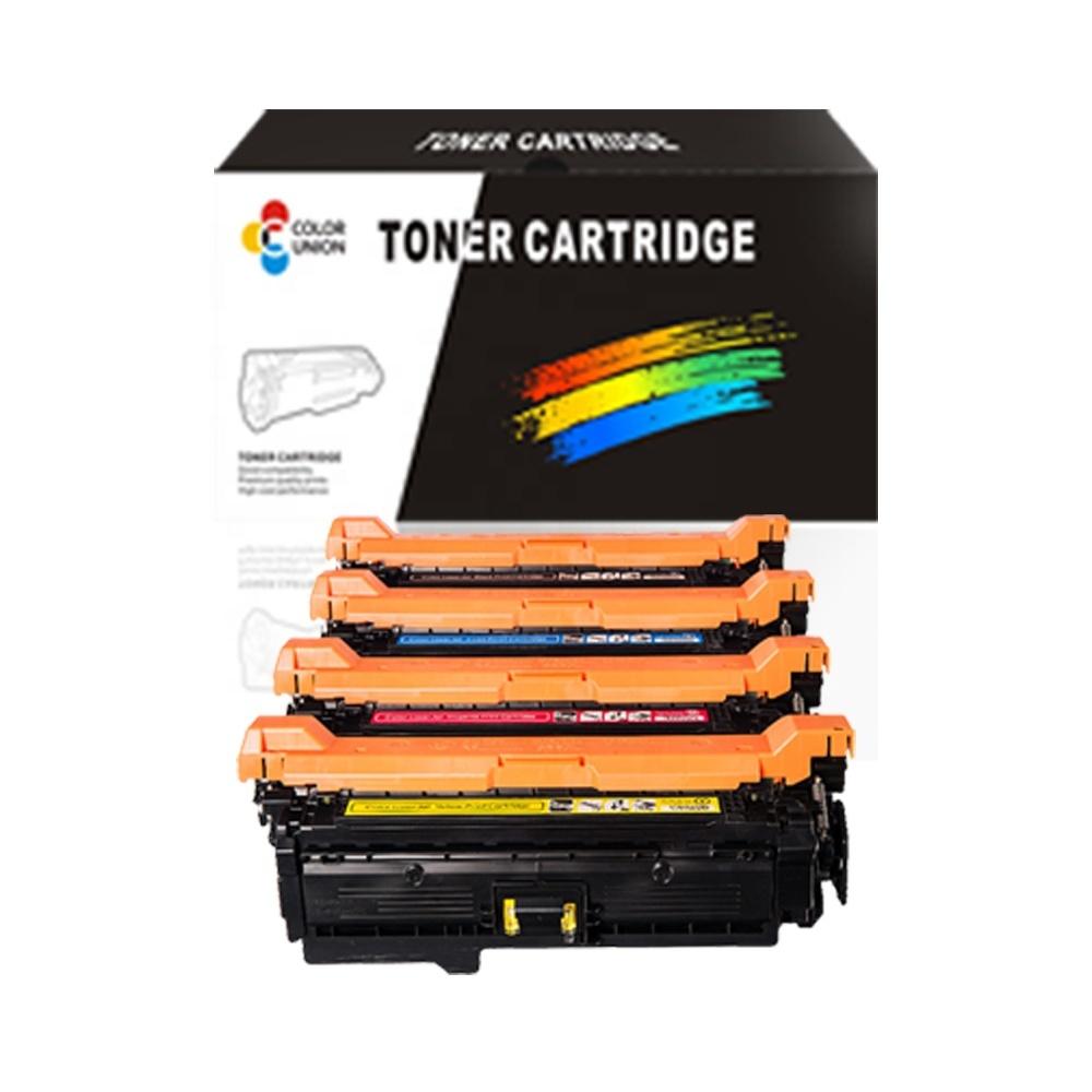 High quality wholesale compatible toner laser printer toner 655A