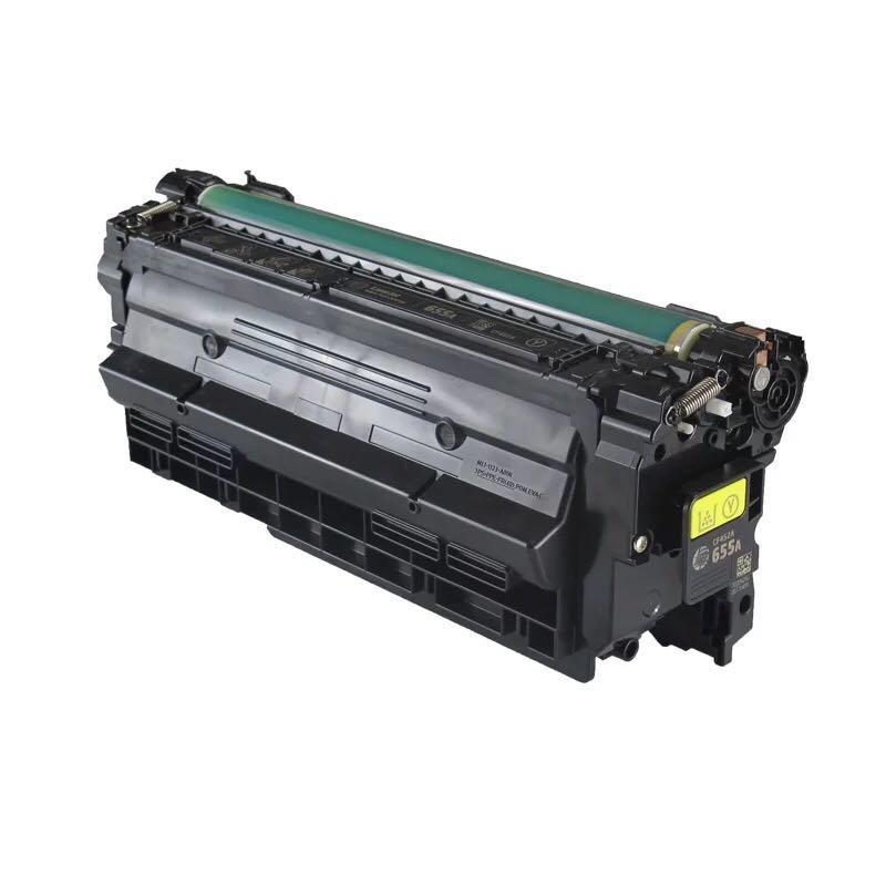 color laser toner cartridge printer cartridge toner 655A for LaserJet Enterprise M652n/M652dn