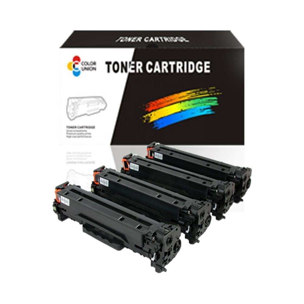 High quality china premium color toner cartridge304A for printer