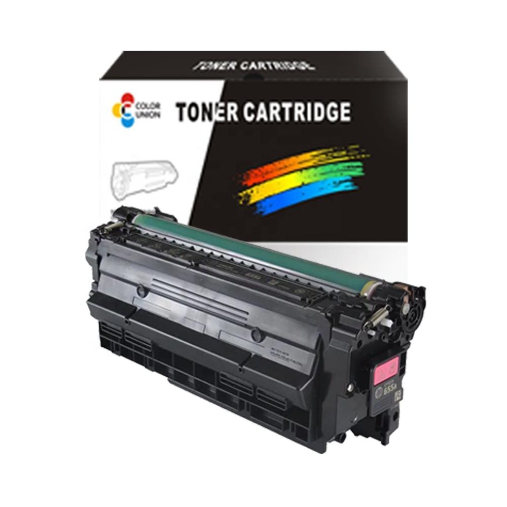 Color cartridges toner ink toner cartridges for LaserJet Enterprise M652n/M652dn