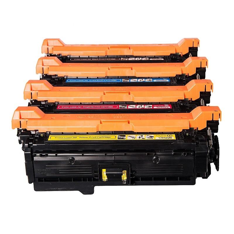 chip laser toner cartridge 655A for LaserJet Enterprise M652n/M652dn