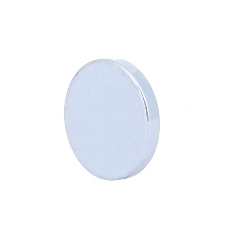 Best price simple design strong N50M ndfeb magnet disc shape