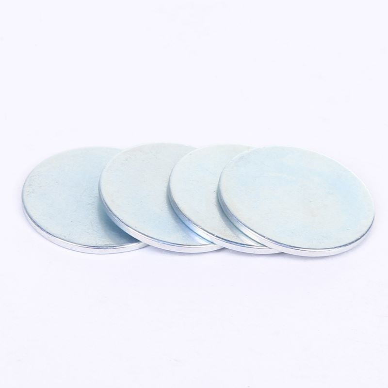 Factory newest unique design N52 countersunk hole ndfeb magnet disc