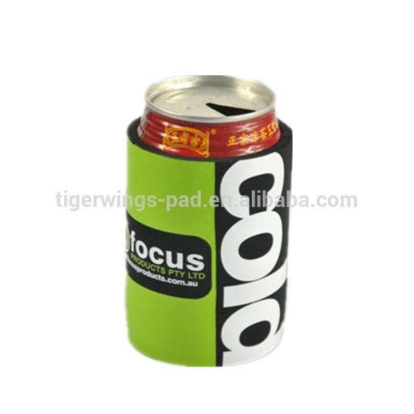 Trade assurance bottle cooler neoprene tube can cooler