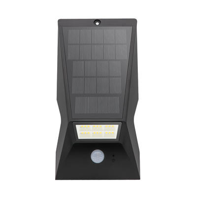 Outdoor Light Energy Saving Pir Solar Wall Light 100