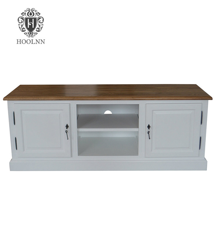 French-style Oak TV stand HL899-200