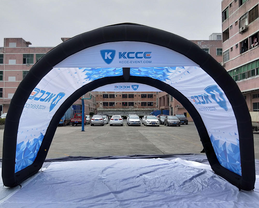 Hot Selling High Quality China inflatable tentsOEM Accept TPU materia orange solar tent