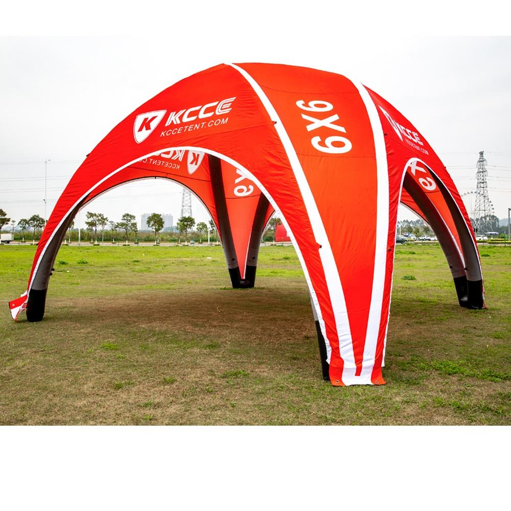 Fashionable garden inflatable marquee canopy party roof top tent//