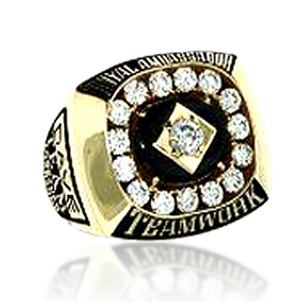 1975 Appalachian League Design Gold Rings And Wedding Bands