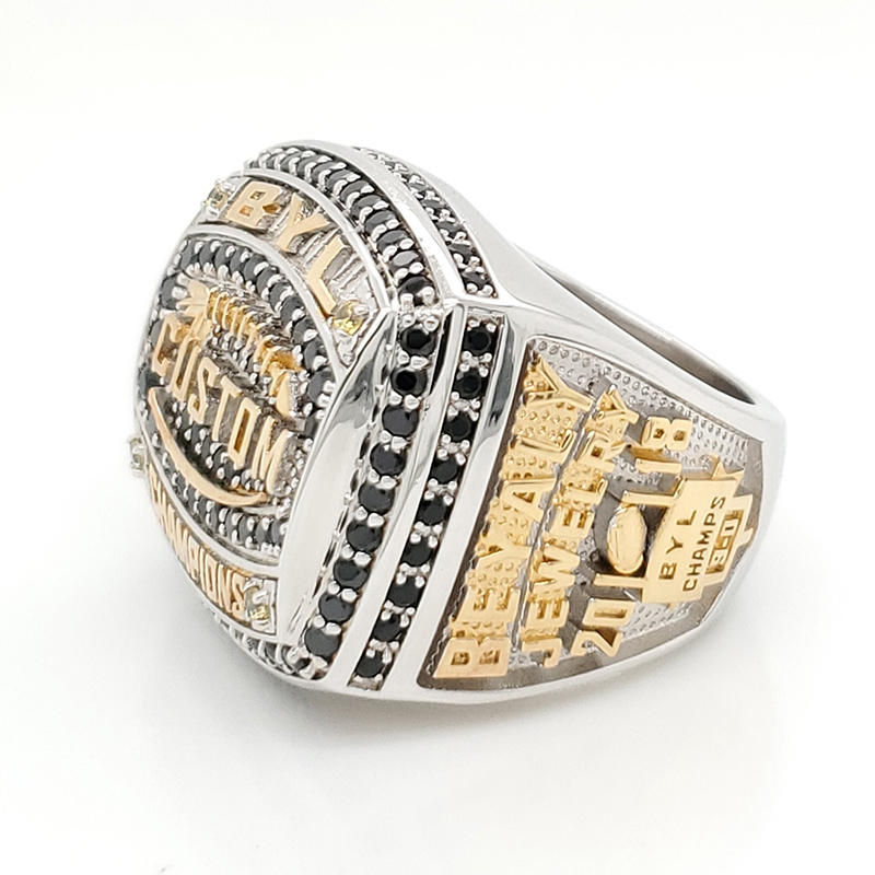 New Hot Selling Customized Championship Ring For Men