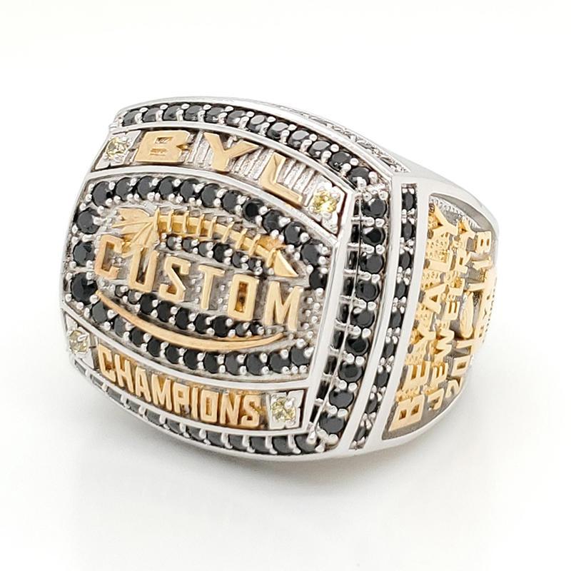 Novelty Design Finger Ring School Ring / Class Ring / College Ring