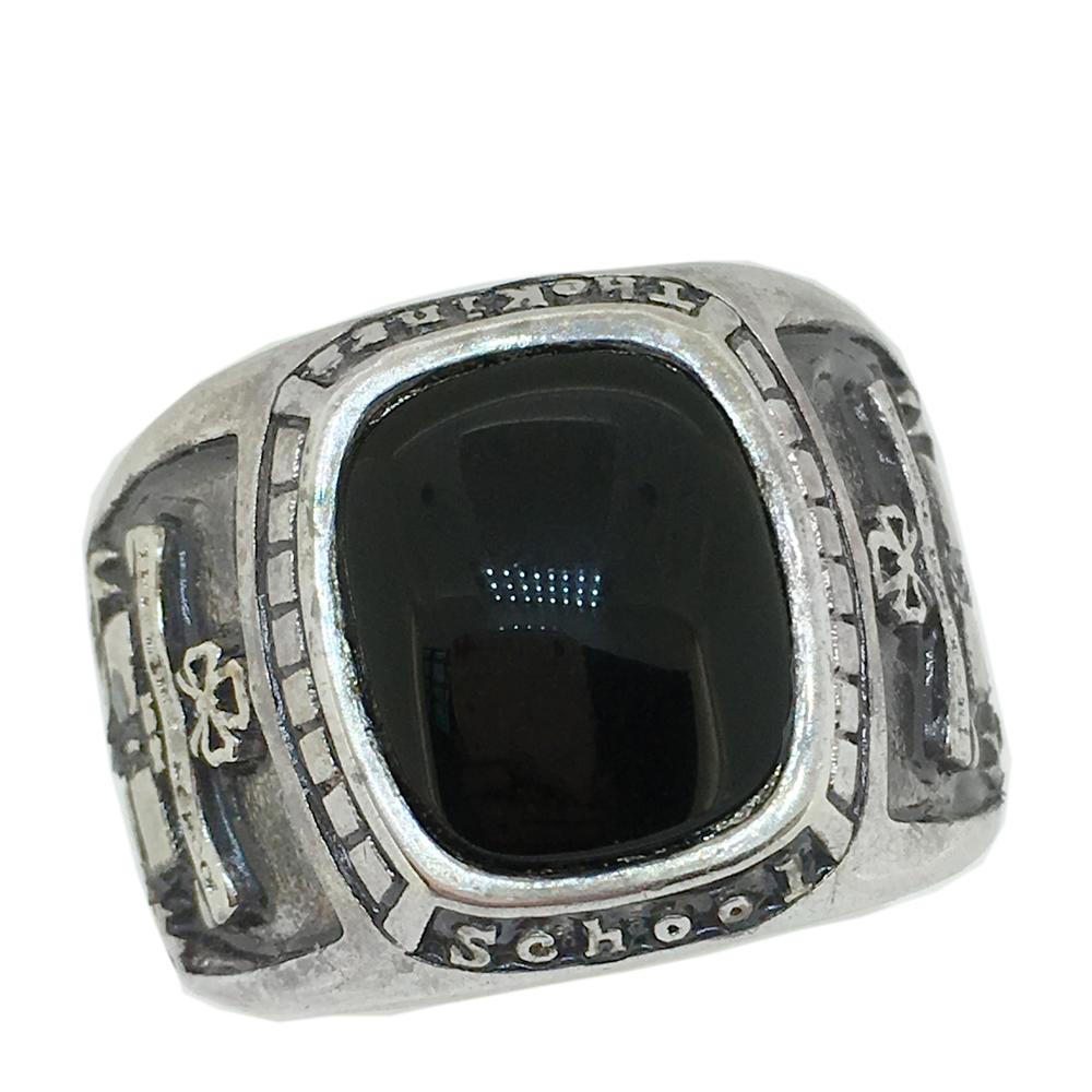 Teamwork signet black stone fantasy baseball championship rings