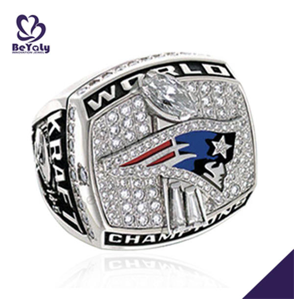 2003 New England Patriots hot sale stone men's rings
