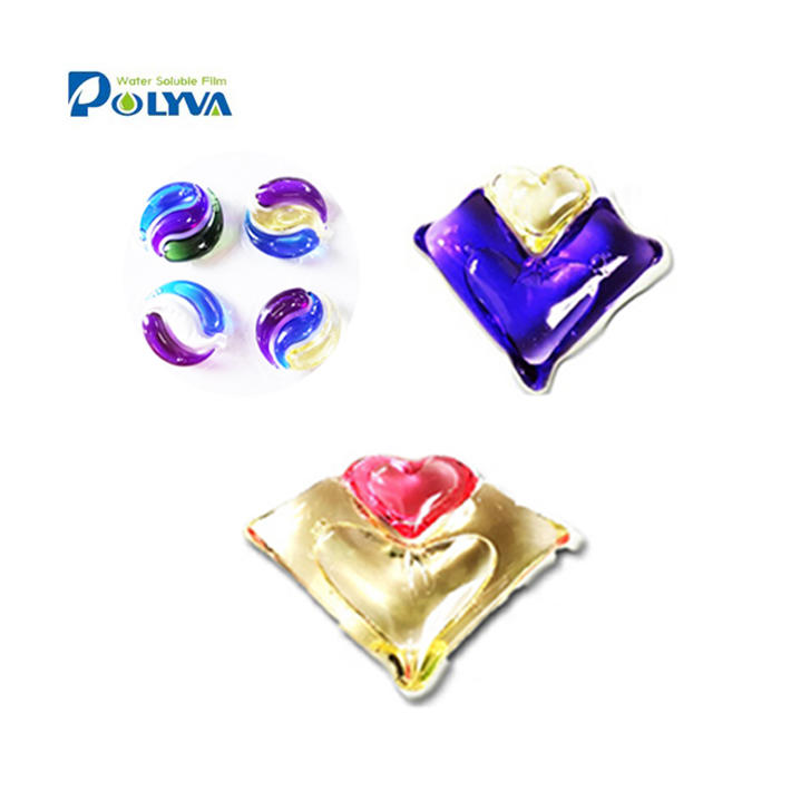 Liquid detergent dishwashing water soluble laundry detergent pod scented beads washing capsule beads pods
