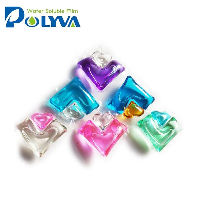 hot sell laundry detergent liquid pod beads