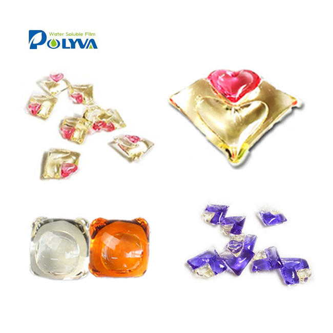polyva customized laundry pods high quality commercial cleaning laundry washing fragrance booster