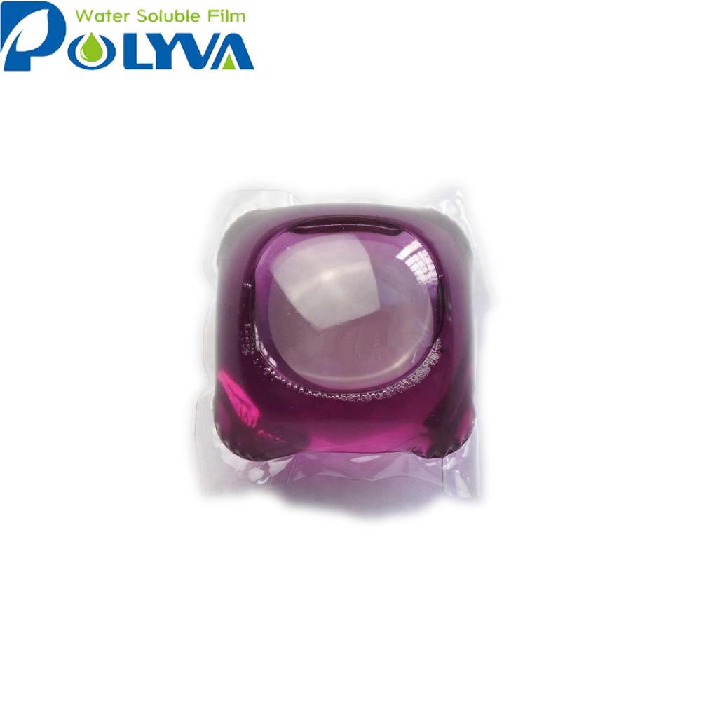 Polyva eco natural aromatic laundry liquid detergent capsules