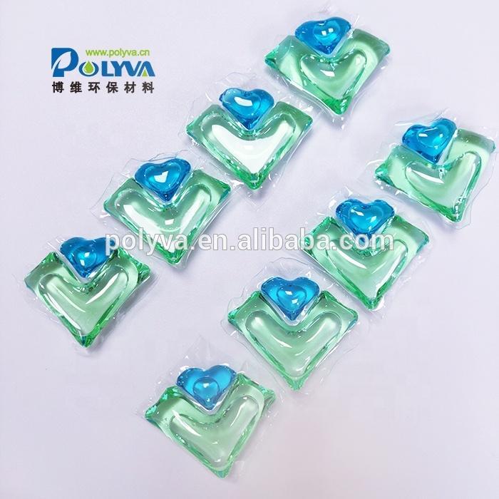 Polyva wholesale Cleaning Detergent Liquid Laundry Pods liquid detergent Laundry Pods Detergent