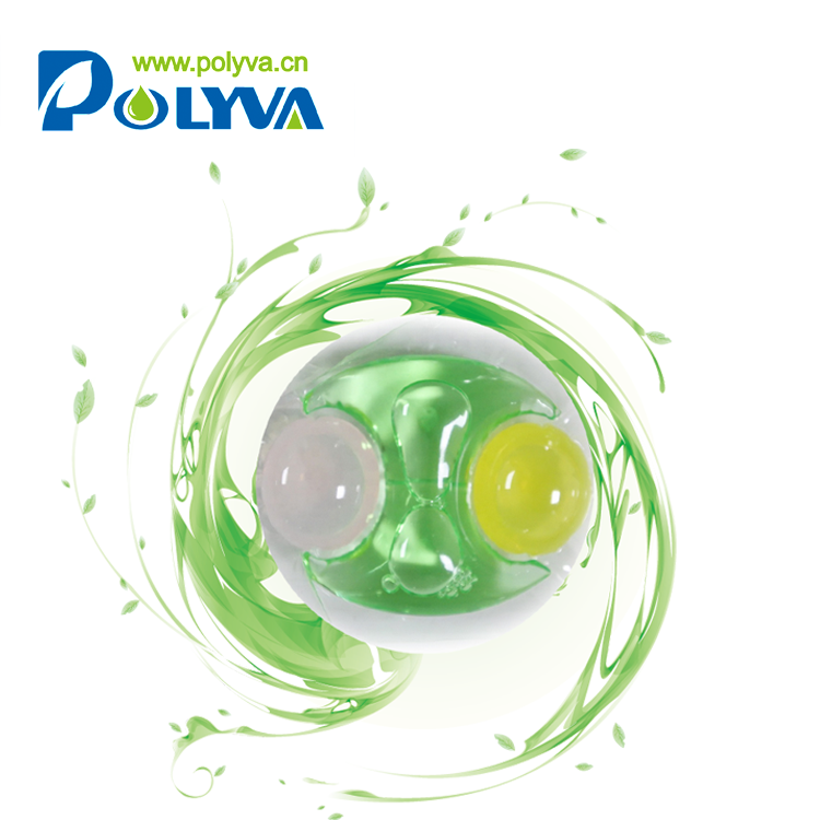Polyva Lasting fragrance laundry detergent capsules perfume pods for cleaning clothes Detergent Pods