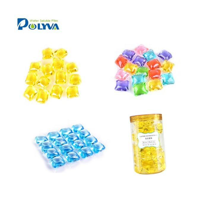 capsule for laundry detergent laundry pods clothes laundry soap
