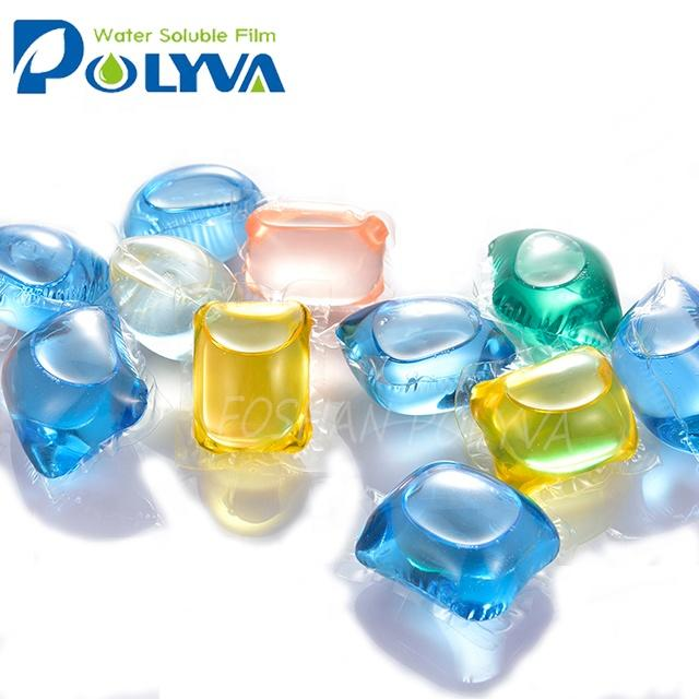 Polyva wholesale bulk washing detergent powder laundry pod