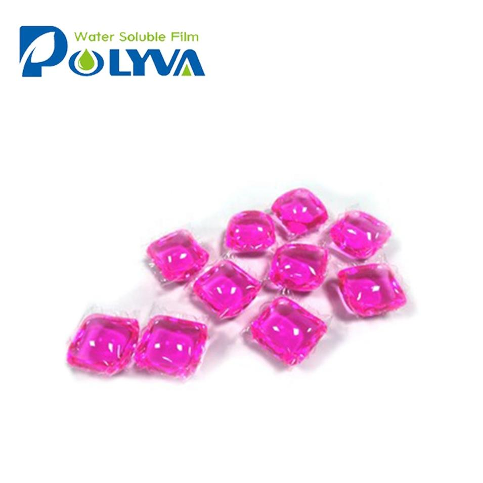 Polyva color protect laundry liquid beads pods capsule