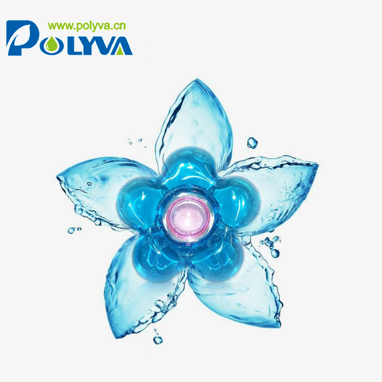 Polyva OEM Customizable laundry condensate beads laundry detergent pods liquid cloth washing pods