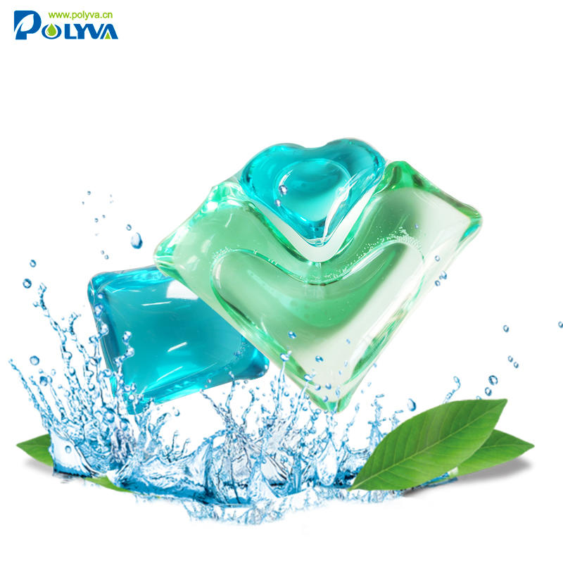 2019 cleaning laundry beads capsules liquid laundry wholesale detergent podswith Persistent Aromatic Laundry