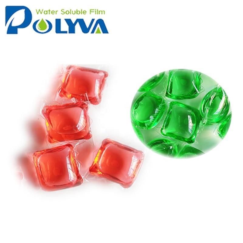 natural aromatic laundry capsules