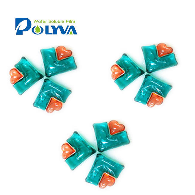 Soap Laundry Washing Capsules Soft Liquid Water Soluble detergent pods Film wholesale detergent capsules