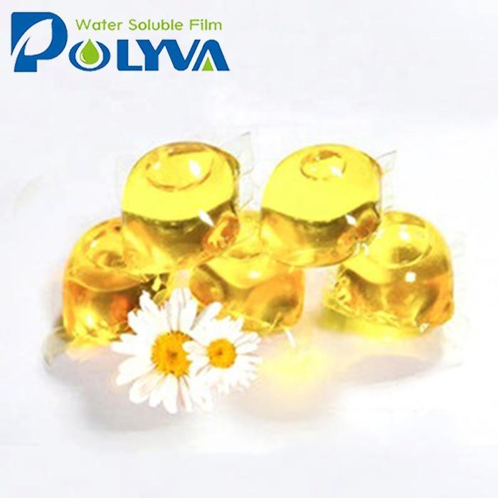 Top-grade laundry liquid gel pods condensate beads