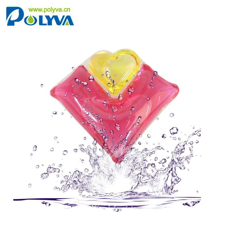 Polyva new hand carved soap flowers laundry detergent high density liquid laundry detergent powder capsuledetergent pods