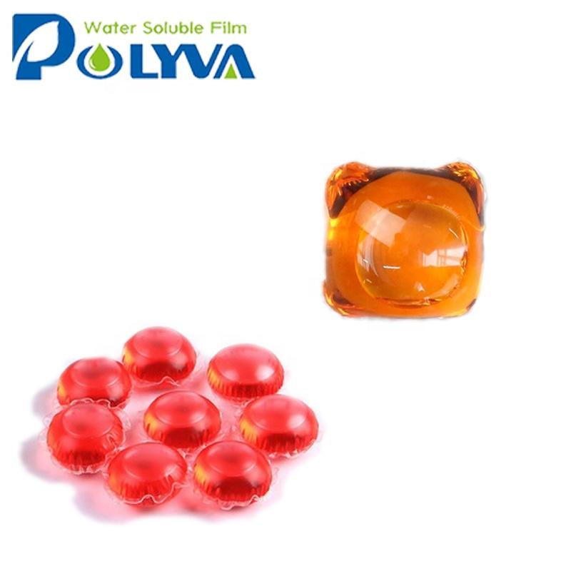 eco-friendly concentrate detergent liquid laundry beads