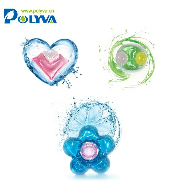 wholesale commercial laundry detergent water soluble laundry detergent pod scented beads washing other household chemicals
