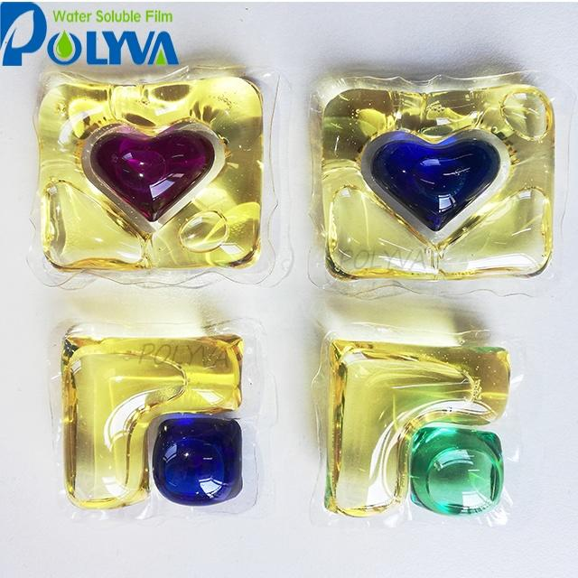 OEM and ODM concentrated and stored laundry orchid pods for washing clothes