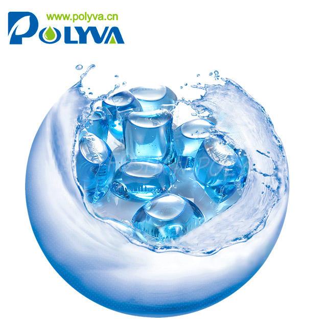 Liquid detergent dishwashing water soluble laundry detergent pod scented beads washing automatic powder detergent