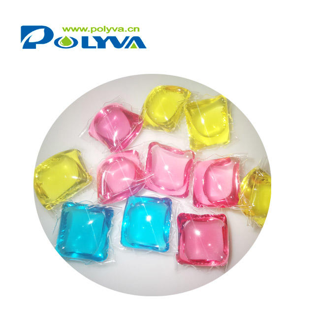 Polyva professional helper laundry pods for washingcloths