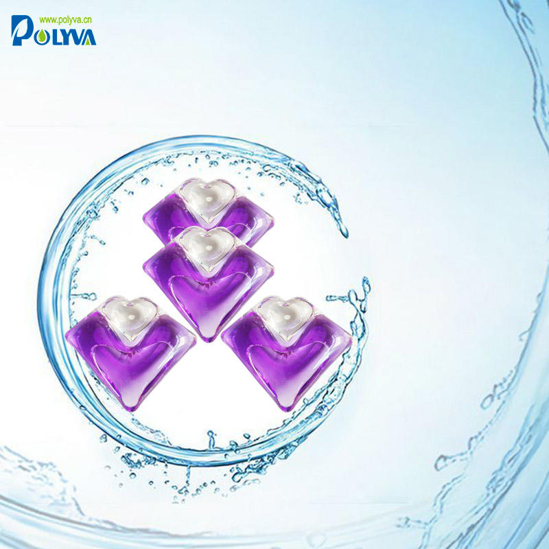 15-25g wholesale free and gentle luandry pods OEM/ODM washing detergent capsules cleaning detergent pods