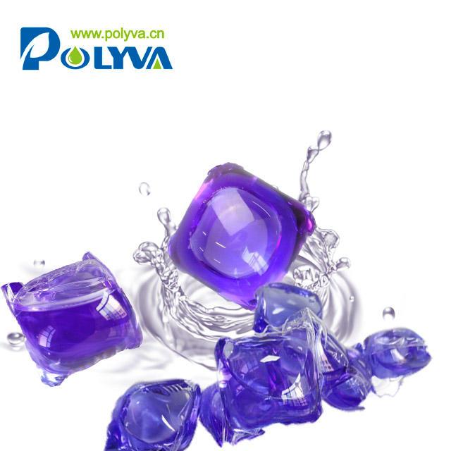 Polyva hot Sale High Quality washing Powder Laundry Detergent pods