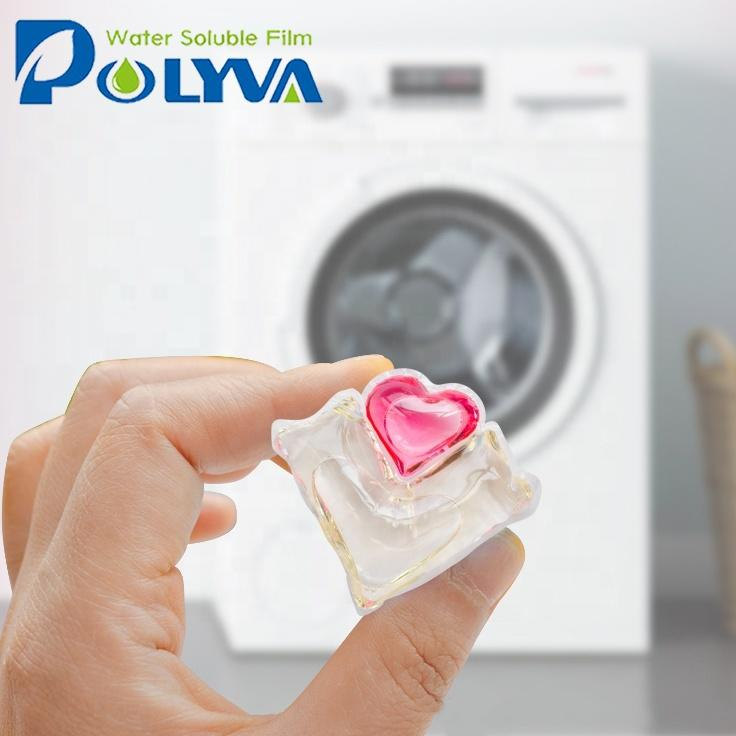 oem new innovation products household liquid washing detergent water soluble capsules saves water detergent washing