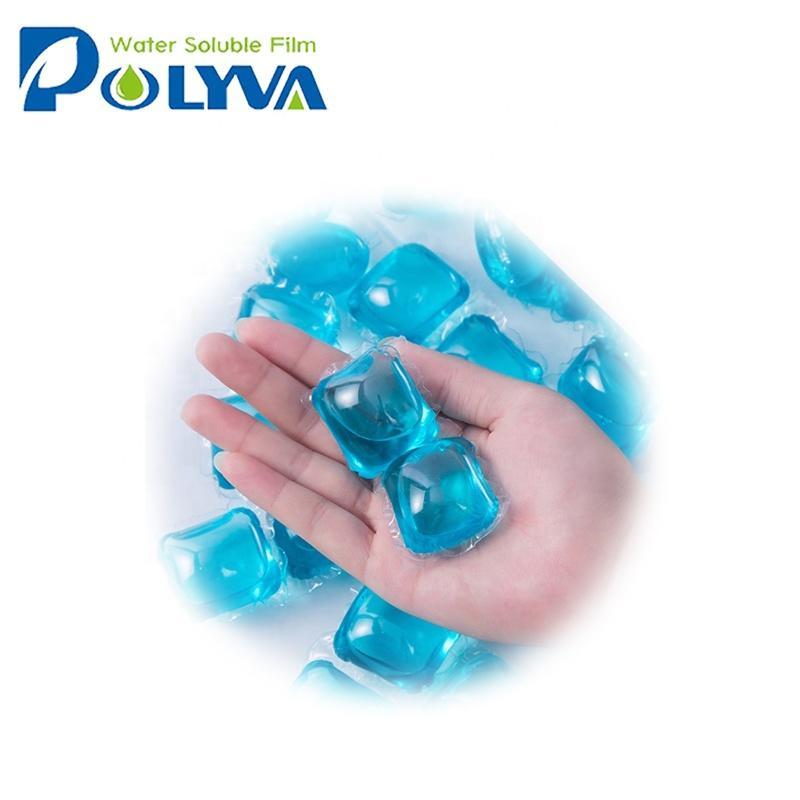 Polyva liquid washing detergent pods wash clothes beads